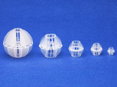 泛普多面空心球填料图