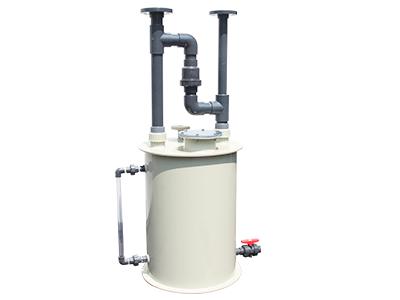泛普碱液中和式酸雾吸收器图