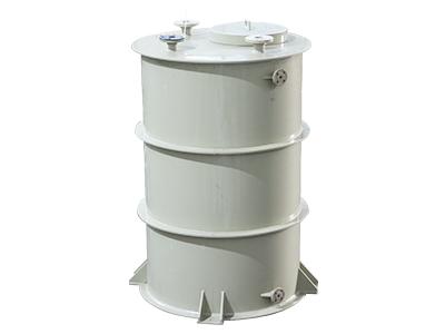 泛普10吨污水收集罐图